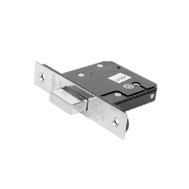 Briton N5761.SS 5 Lever Stainless Steel Deadlock 81mm Case
