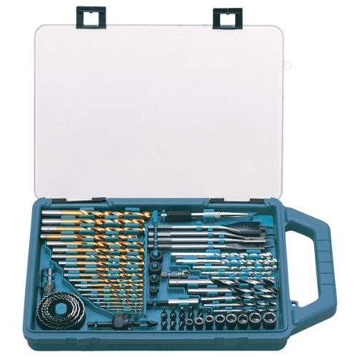 Makita 75PC DRILL AND SAW SET P-44024
