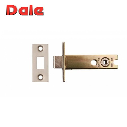 Mortice Tubular Deadlock 76mm Dale Hardware DH2201