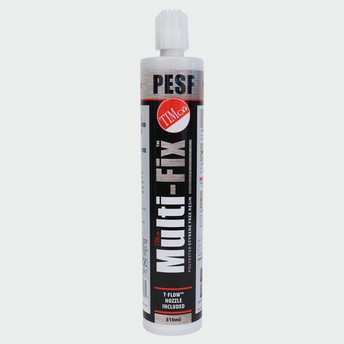 Styrene Free Resin 310ml multi fix