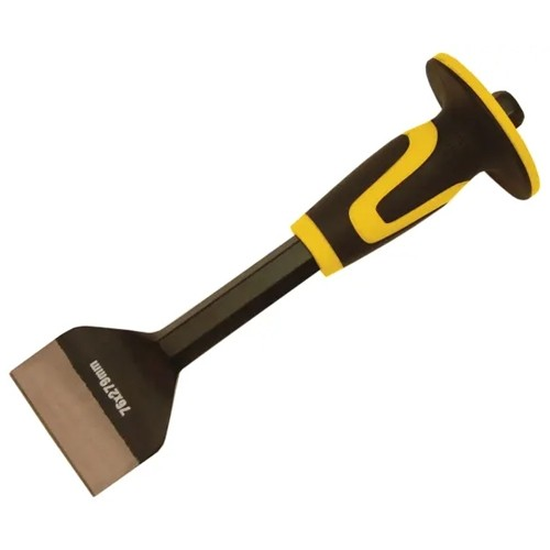 Roughneck Flooring Chisel and Grip 76mm (ROU31990)