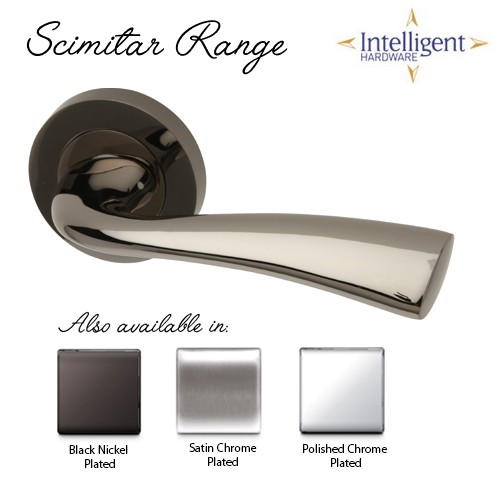 SCIMITAR Door Handle Set