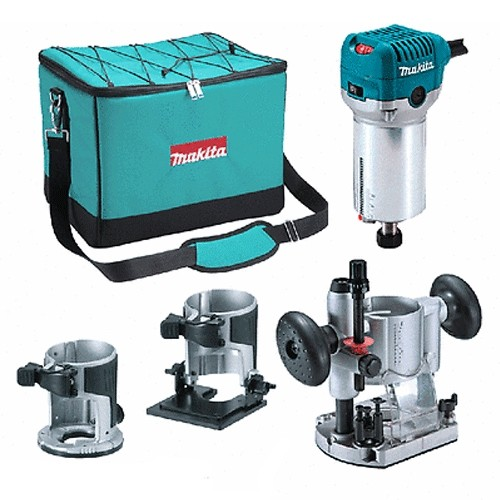 Makita RT0700CX2/2 Router Trimmer Kit