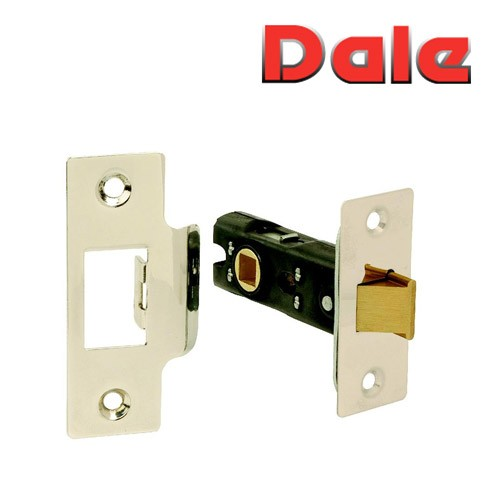 76mm PSS CE Bolt Through Tubular Mortice Latch (Bolt Through) Dale Hardware DH002168