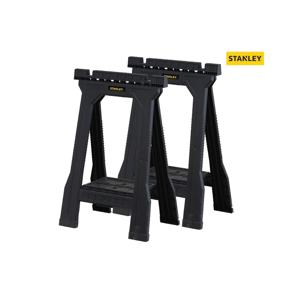 Stanley STA170355 Junior Saw Horse Twin Pack