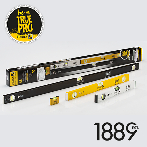 STABILA Limited Edition 1889 Level Set - 19310