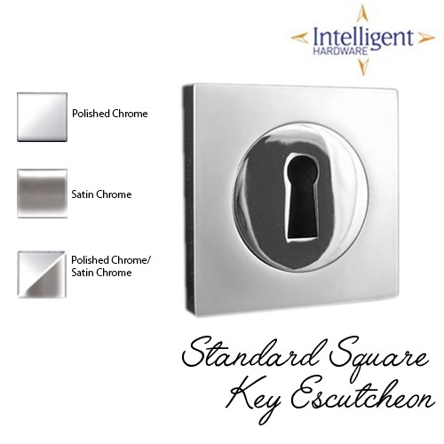 Standard Square Key Escutcheon