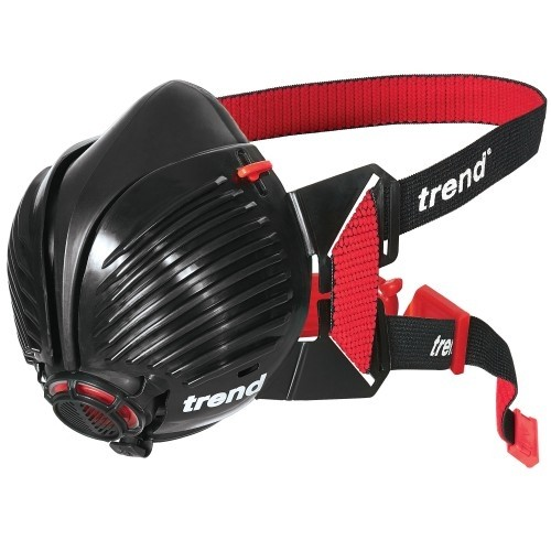 Trend Air Stealth Half Mask