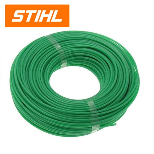 Stihl 2.0mm Round Green Mowing Line