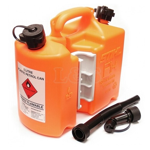 Stihl Orange Combination Petrol Cannister (00008810113)