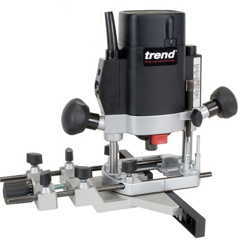 "Trend T5EB 1000W 1/4"" Variable Speed Router 240v"