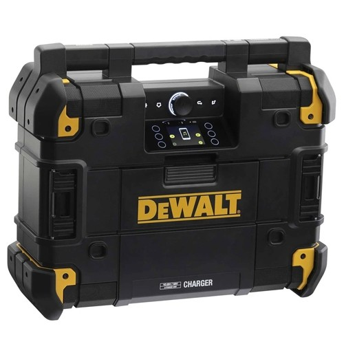 Dewalt 10.8v / 18v  DAB and Bluetooth TStak Radio