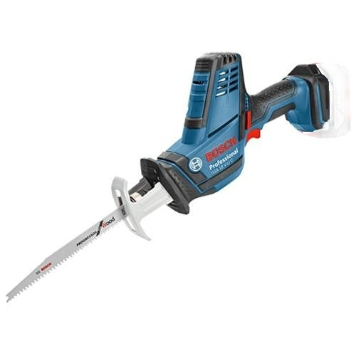 Bosch GSA18 VLICNCG Compact Professional Cordless Sabre Saw