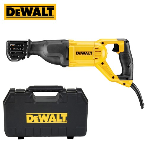 DeWalt DWE305Pk 110V Recip Saw 1100w