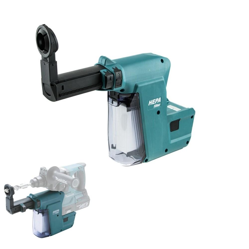 Makita 195898-9 DX01 Dust Extraction System for the DHR242