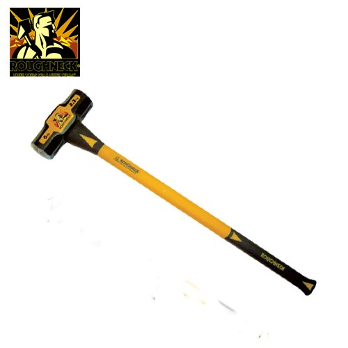 Roughneck Sledge Hammer with Fibreglass Handle 6lb ROU65627