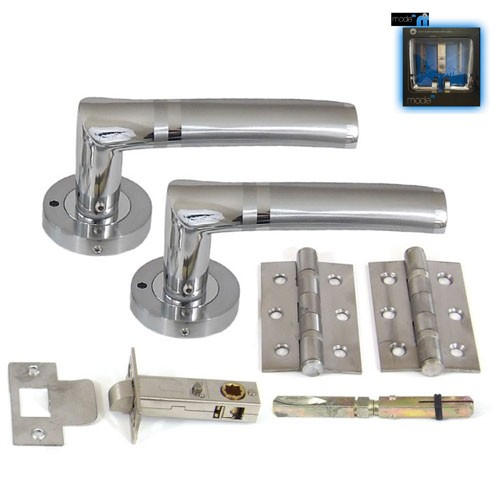 Mode Door Handle latch Set