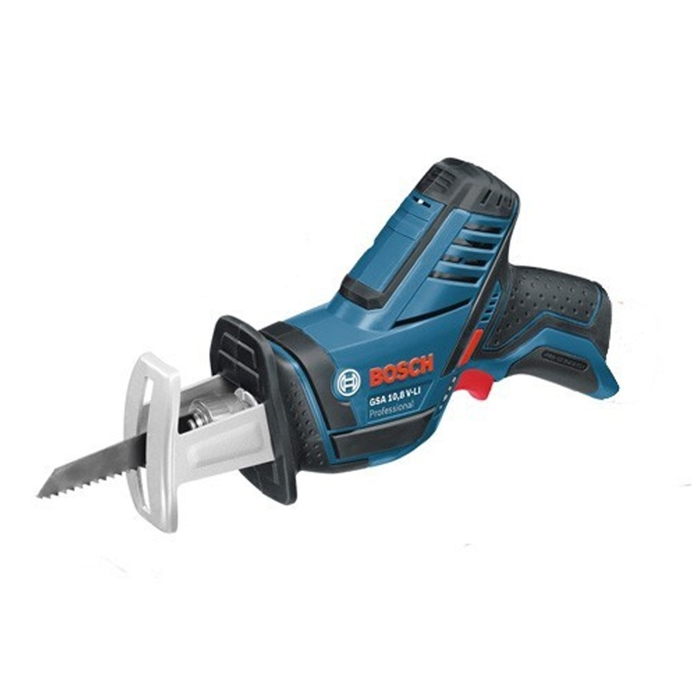 Bosch GSA10.8VLIN 10.8v Li-ion Recip / Sabre Saw Bare Unit
