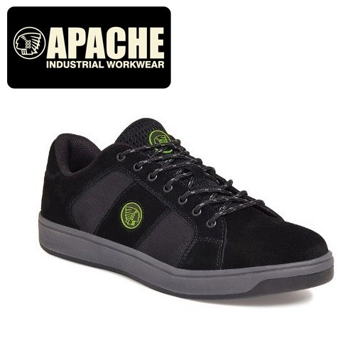 APACHE KICK SAFETY TRAINER BLACK