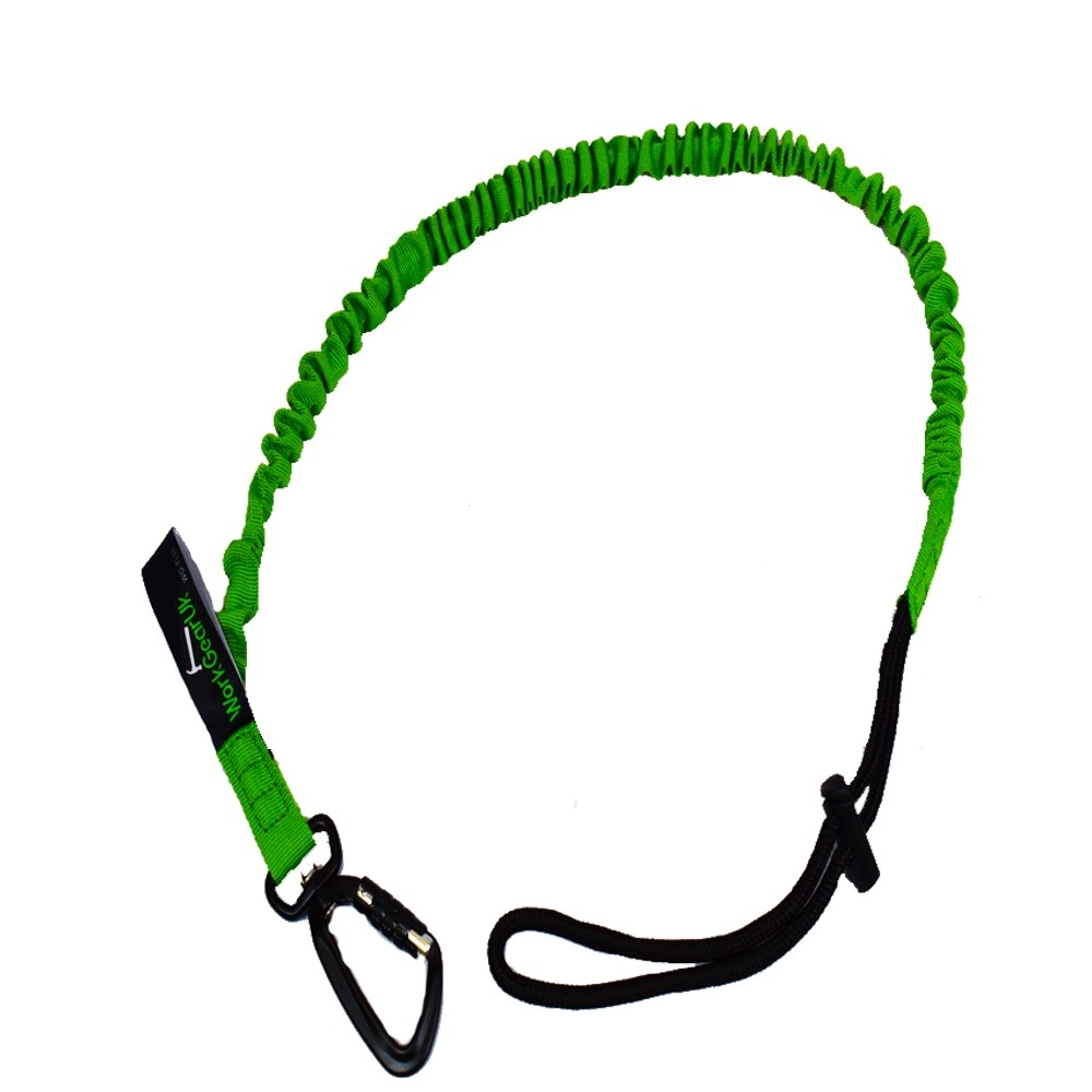 Tool Lanyard With a Swivel Carabiner With a 20mm Braided Strap WorkGearUk WG-TL03 10 PACK