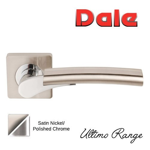 Door Handle Set DH003670-SQ