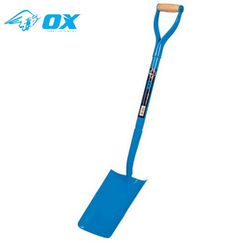 Ox Trade Solid Forged Trenching Shovel OX-T280401