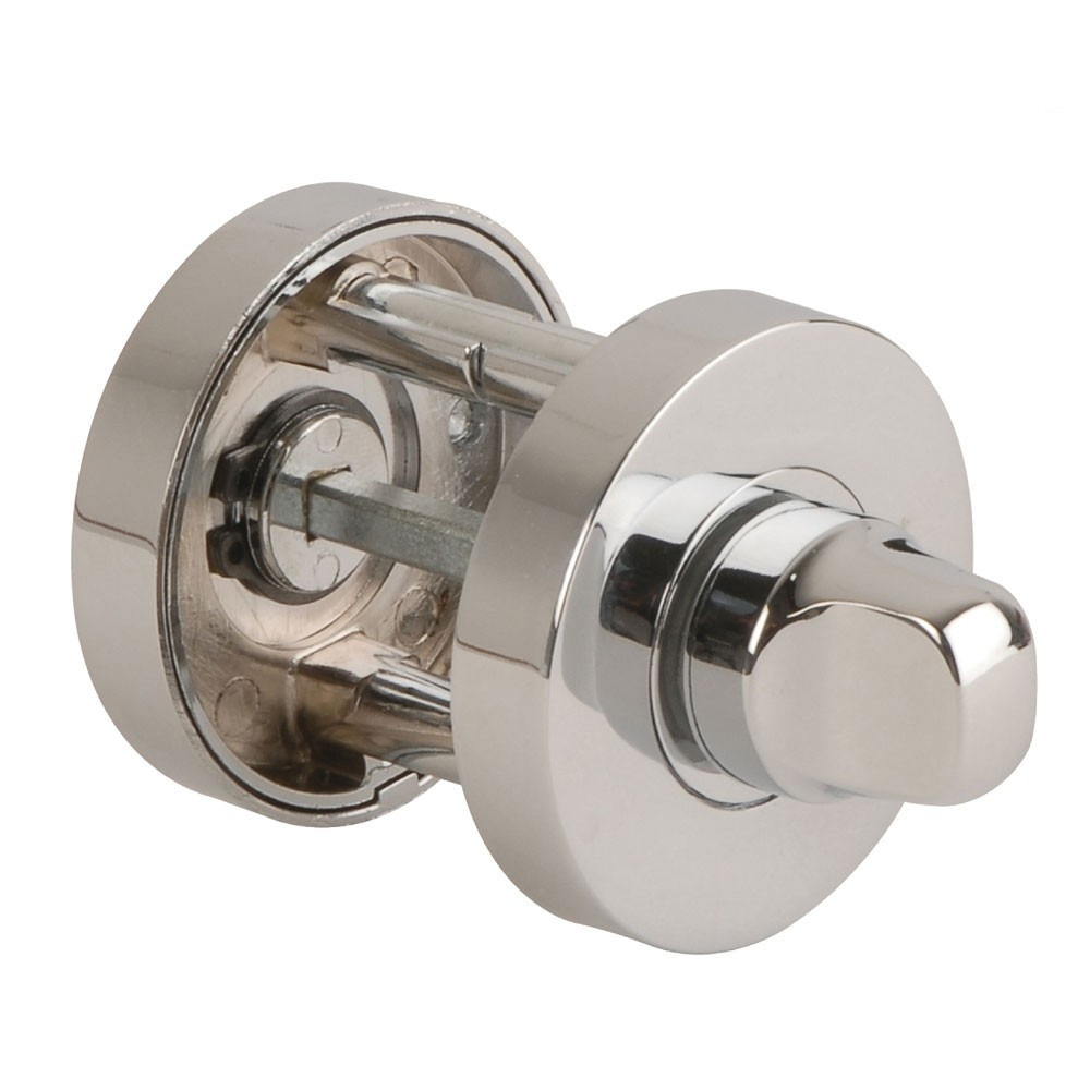 Jigtech Turn & Release Round Rose Polished Chrome JTA5500