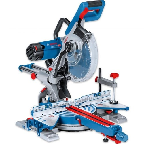 "BOSCH GCM 350-254 254MM 10"" DOUBLE BEVEL SLIDING MITRE SAW"