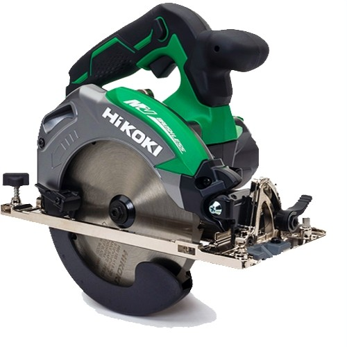 HiKOKI C3606DA/J3Z 36V Multi-Volt Cordless 165mm Circular Saw Brushless - Bare Unit