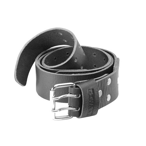 DeWalt DWST1-75661 Black Fully Adjustable Leather Belt