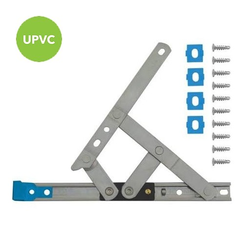 """VERSA FRICTION HINGE STAYS 8"""" 10"""" 12"""" 16"""" 20""""  24""""  TOP AND SIDE HUNG"""