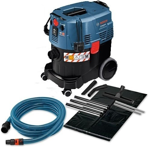 Bosch GAS 35 M AFC 1200w 35L Wet & Dry Extractor Vacuum M-Class