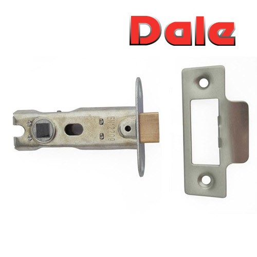 Tubular Mortice Latch 76mm SSS CE Bolt Through DH002157