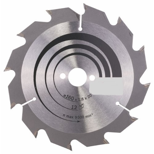 160MM TCT CIRCULAR SAW BLADES