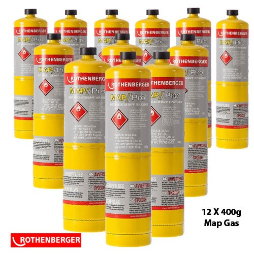 MAPPA GAS 400ML X 12
