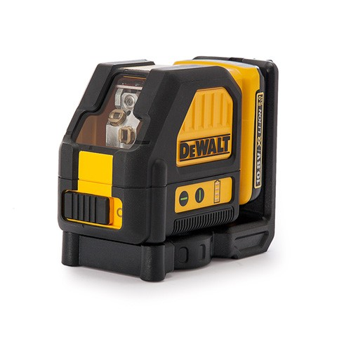 DeWalt DCE088D1G 10.8v 2.0Ah Li-Ion Self Level Cross Line Laser Green