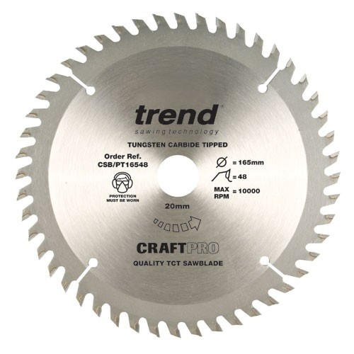 250mm TCT CIRCULAR SAW BLADES