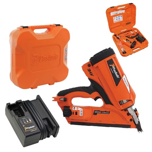 Paslode IM350+ Lithium Gas Cordless Framing Nailer