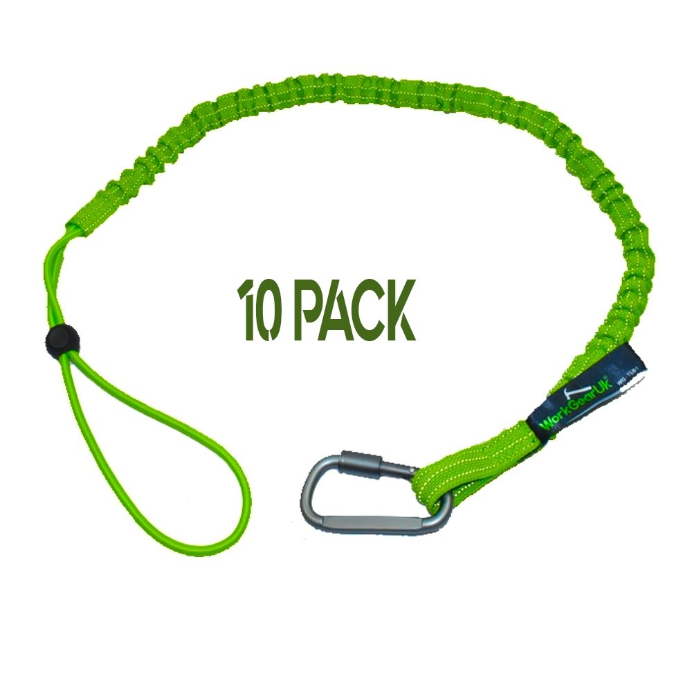 Tool Lanyard With Carabiner Hook Max Load  WG-TL01 10 PACK
